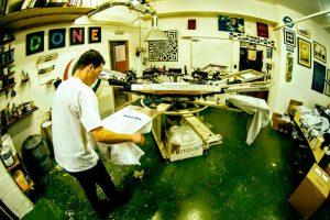 Done London Screen Printing