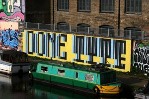done london type graff