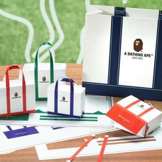 BAPE-bags