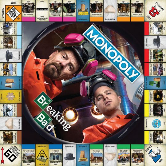 Breaking-Bad-Monopoly-Board
