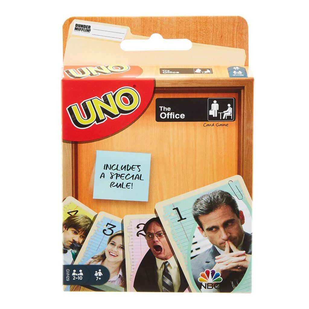 Uno - The New Game to Play at The Office